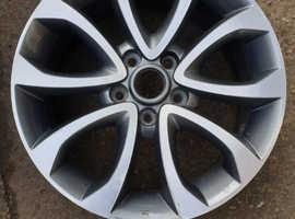 Nissan Juke Alloy Wheel