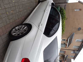 BMW 3 Series, 2010 (60) White Saloon, Manual Diesel, 140,485 miles