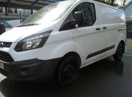 06cf99b47c 2014 Ford Transit Custom 2.2TDCi ( 100PS ) 290 L1H1 SWB