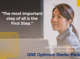 QNE Optimum Accounting Software: The ERP for Your Success