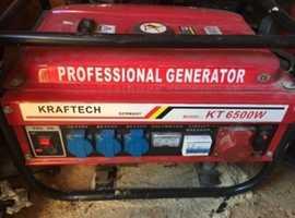 Nearly new generator