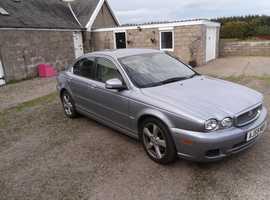 Jaguar X-TYPE, 2009 (59) Blue Saloon, Automatic Diesel, 50,100 miles