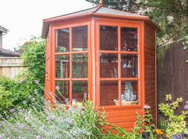 Alton 8x6 summerhouse