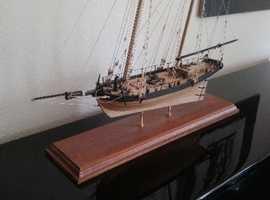 Period Ship - Bomb Vessel 'Ranger' for Sale