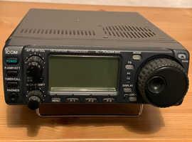 Icom 706 mk2g/2820