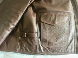 Indiana Jones Raiders Leather Jacket