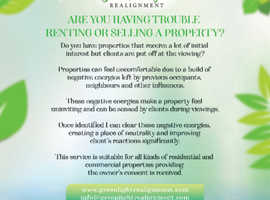 Are you having trouble renting out or selling a property?