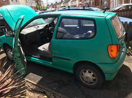 Volkswagen Polo, 1998 (S) Green Hatchback, Manual Petrol, 116,000 miles