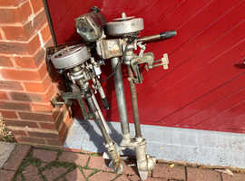 2 Seagull Outboard Motors For Spares