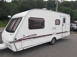 Swift Accord 2005 4 berth clean family caravan in excellent condition in and out