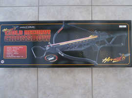 120lbs draw weight crossbow