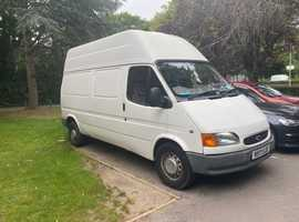 FORD TRANSIT HIGH TOP VAN - Great Runner and Very Reliable