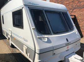 5 Berth Touring Caravan made by swift