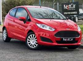 Ford Fiesta 1.25 Style Save £000's....Why Buy New? Only 11,000 Genuine Miles Since New on this 1 Owner Car !!