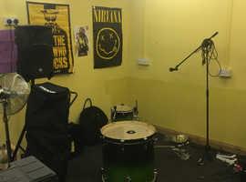 Rehearsal room available - Hinckley