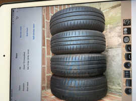 Peugeot 308 Wheels inc Tyres and wheel trims