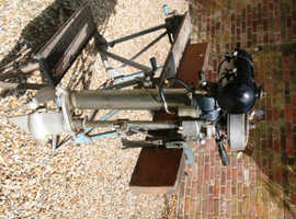 70 Year Old Seagull Outboard