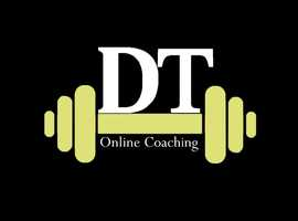 Personal trainer, online coaching