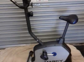 marcy 1201u pure-tec exercise bike.with led computer readout.