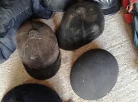 GOOD QUALITY CHILDREN'S RIDING HATS