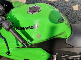 Kawasaki ex250 r