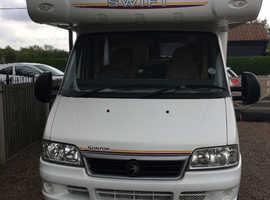 Fiat ducato swift suntor 2006