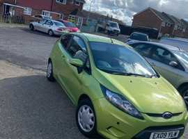Ford Fiesta, 2009 (09), Manual Diesel, 104,000 miles