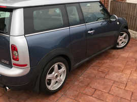 Mini MINI, 2009 (09) Blue Estate, Manual Petrol, 69,000 miles