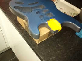 Guitar minor repair, set up and wiring mods