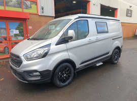 """FORD MISANO TRAIL BY WELLHOUSE """"INVERNO EDITION"""" 130PS 6 SPEED MANUAL"""