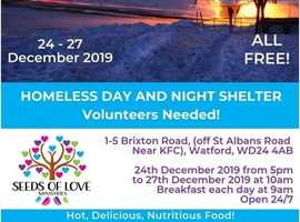 2019 Winter Shelter