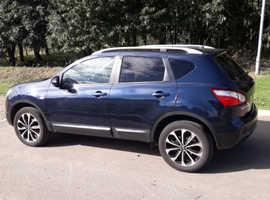 Nissan Qashqai, 1.5 TDCI puredrive, panoramic roof, camera, gps
