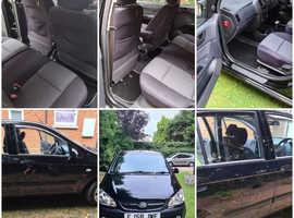 Hyundai Getz, 2008 (58) Black Hatchback, Automatic Petrol, 63,439 miles
