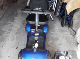 Typhoon scooter