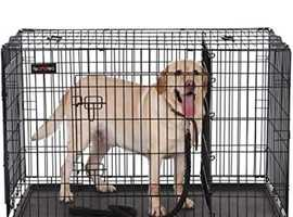 Feandrea dog cage