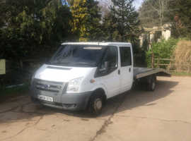 Ford Transit Recovery Truck 2008