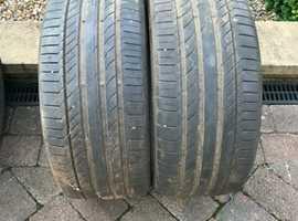 Winter Tyres Continental Contisport Contact 5 SSR 275/40