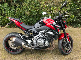 Kawasaki ZR900 One Owner