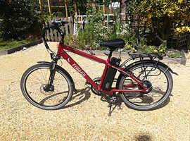 Hawk Electric bike
