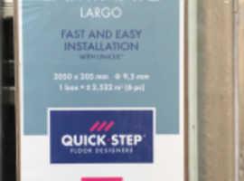 Quick-Step Largo Light Rustic Oak Laminate