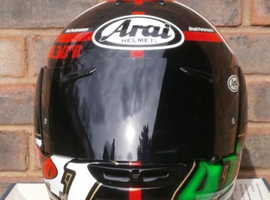 ARAI AXCESS 2 CRASH HELMET size LARGE