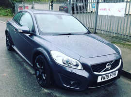 Volvo C30, 2010 (10) Grey Hatchback, Manual Diesel, 100,100 miles