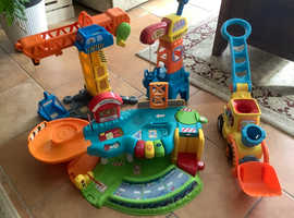 Assorted Vtech toys