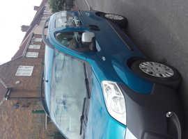 Peugeot BIPPER, 2013 (62) Blue MPV, Semi auto Diesel, 115,535 miles