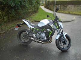 Kawasaki z650 2018 Motorbike 495