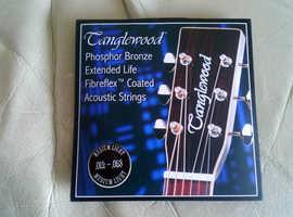 Tanglewood Guitar Strings brand new in pack