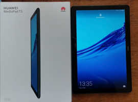 Huawei media pad t5 tab WiFi and sim 10""