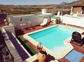 Delightful Town House with Private Pool, Andalusia.