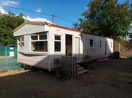 37x12 Cosalt Carlton Static Caravan / Mobile Home - 2003. 2 bedrooms.