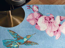 Buy Exotic Floral Rugs By Wedgwood Rugs UK - Speciality Rugs